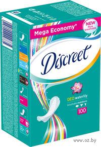 Ежедневные прокладки Discreet Deo
