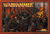 "Набор миниатюр ""Warhammer FB. Warriors Of Chaos Regiment"" (83-06)"