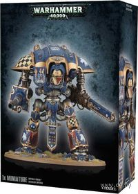"Миниатюра ""Warhammer 40.000. Space Marine Imperial Knight"" (54-10)"