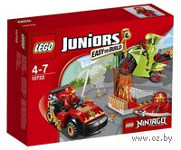 "LEGO Juniors ""Схватка со змеями"""