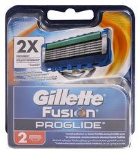 Кассета для станков для бритья Gillette FUSION Proglide (2 штуки)