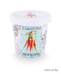 """Набор для выращивания растений """"Морковь"""""""