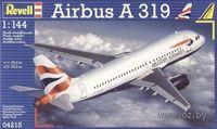 "Аэробус ""A 319"" (масштаб: 1/144)"