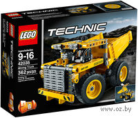 "LEGO. Technic. ""Карьерный грузовик"" (бульдозер)"