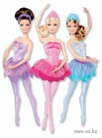 Кукла Барби. Балерина (в фиолетовом)