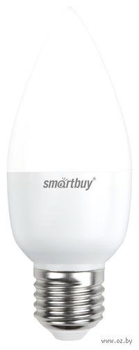 Светодиодная (LED) Лампа Smartbuy-C37-05W/4000/E27