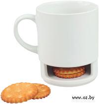 Кружка с отделением для печенья (250 мл)