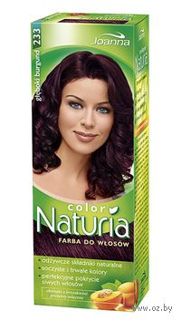 Краска для волос (тон: 233, глубокий бургунд)