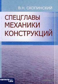 Спецглавы механики конструкций. Вадим Скопинский