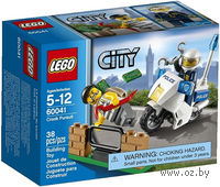 "LEGO. City. ""Погоня за воришкой"""