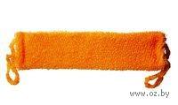 Мочалка прямоугольная (пластик, 33*15 см)