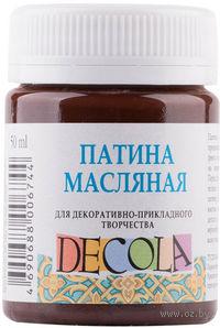 """Патина масляная """"Decola"""" (красная; 50 мл)"""