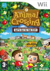Animal Crossing: Let`s Go to the City (Wii)
