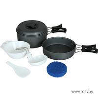 Набор посуды (1 кастрюля, 1 сковородка)