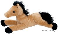"""Мягкая игрушка """"Лошадь коричневая"""""""