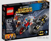"LEGO Super Heroes ""Бэтмен: Погоня на мотоциклах по Готэм-сити"""