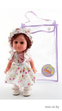 """Кукла """"Очаровашка в белой панамке"""""""