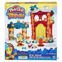 """Набор для лепки """"Play-Doh. Пожарная станция"""""""