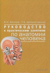 Руководство к практическим занятиям по анатомии человека. Валентин Козлов, Татьяна Цехмистренко