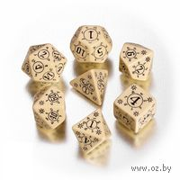 "Набор кубиков ""Pathfinder"", (7 шт, белый)"
