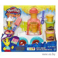 "Набор для лепки ""Play-Doh. Грузовичок с мороженым"""