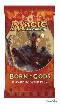 Magic the Gathering: Born of The Gods. Бустер из 15 карт (английская версия)