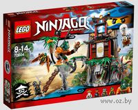 """LEGO Ninjago """"Остров тигриных вдов"""""""