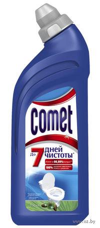 """Чистящее средство для туалета COMET """"Сосна"""" (750 мл)"""