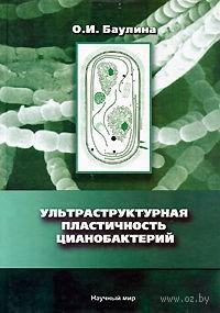 Ультраструктурная пластичность цианобактерий. Ольга Баулина