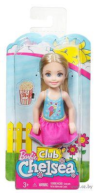 "Кукла ""Барби. Челси. Блондинка с попкорном"""