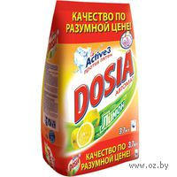 """Стиральный порошок для автоматической стирки Dosia """"Лимон"""" (3,7 кг)"""