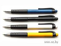 Ручка шариковая автоматическая 6505 (синяя)