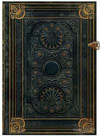 """Записная книжка Paperblanks """"Ноктюрнель"""" в линейку (формат: 130*180 мм, средний)"""