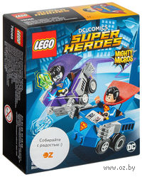 "LEGO Super Heroes ""Супермен против Бизарро"""