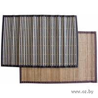 Набор подставок сервировочных бамбуковых (4 шт, 45*30 см)