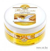 Пилинг для тела Joanna с экстрактом меда и молочных протеинов (300 мл)
