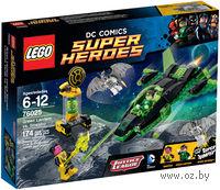 """LEGO. Super Heroes. """"Зеленый Фонарь против Синестро"""""""