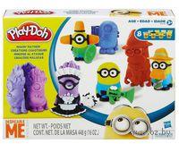 """Набор для лепки """"Play-Doh. Переполох миньонов"""""""