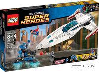 "LEGO. Super Heroes. ""Вторжение Дарксайда"""