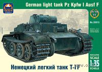 Немецкий легкий танк T-IF (масштаб: 1/35)
