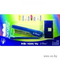 Набор канцелярский HS-10H (степлер и скобы 10; ассорти)