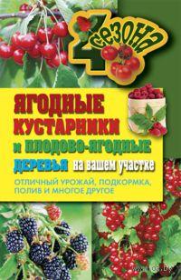Ягодные кустарники и плодово-ягодные деревья на вашем участке