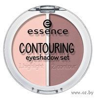 """Тени для контурирования глаза """"Contouring eyeshadow set"""" (тон: 01)"""