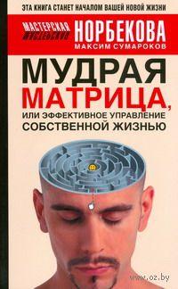 Мудрая матрица, или Эффективное управление собственной жизнью (м). Максим Сумароков