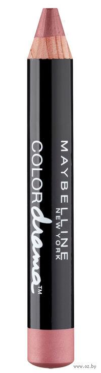 """Помада-карандаш для губ """"Color Drama"""" (тон: 140, жемчужный персиковый)"""