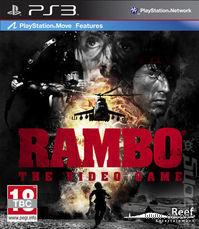 Screens Zimmer 2 angezeig: Rambo game ps3
