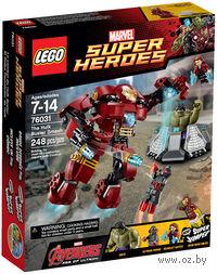 "LEGO. Super Heroes. ""Разгром Халкбастера"""