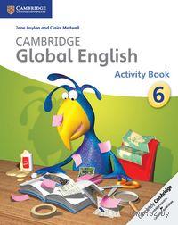 Cambridge Global English. Stage 6. Activity Book