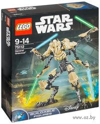 """LEGO. Star Wars. """"Генерал Гривус"""""""