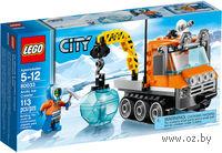 """LEGO. City. """"Арктический вездеход"""""""